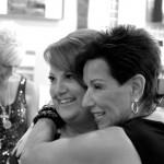 Susie and Dana
